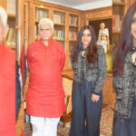 All set for Masaba Masaba 2, Ashvini Yardi meets Jammu and Kashmir's LG Manoj Sinha