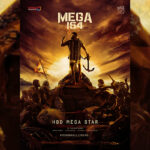Mega 154: Mythri Movie Makers unveils Pre-look poster of Chiranjeevi's next with director Bobby