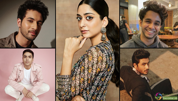 Rohit Saraf To Tanya Maniktala: Upcoming rising stars who are set to rule the audience hearts!