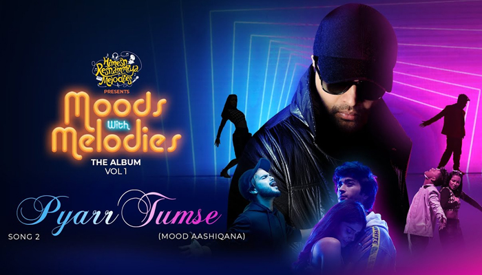 'Pyarr Tumse' ft Salman Ali, Tiger Pop with the Hit pair Parth and Ishita Chauhan from Himesh Reshammiya's Moods with Melodies is OUT NOW