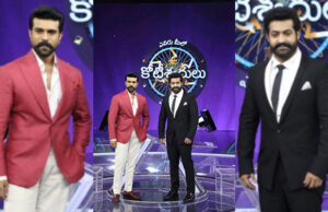 Evaru Meelo Koteeswarulu (EMK): Ram Charan to be the first guest on Jr NTR's Show, to premiere on Aug 22