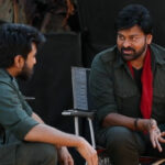 Ram Charan Wishes Father Chiranjeevi on his Birthday, Shares BTS Video from the Sets of Acharya!