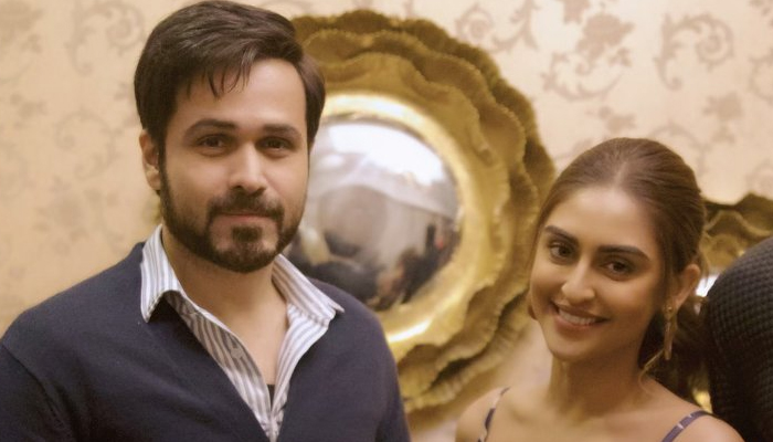 Chehre: Emraan Hashmi croons a few lines of his upcoming romantic track 'Rang Dariya', song to release on 18th August 2021