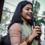 Mission Majnu: Rashmika Mandanna wraps up the shoot of her Bollywood debut film; says 'what a lovely lovely time I had'