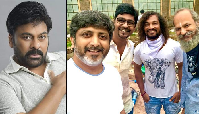 Megastar Chiranjeevi's 153rd film commences shoot in Hyderabad today