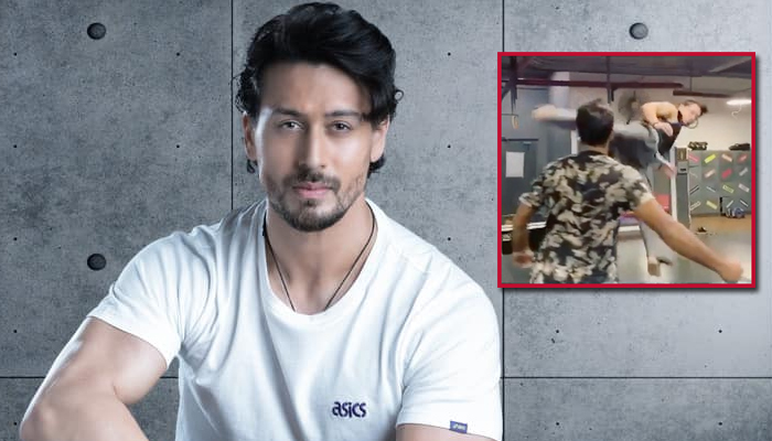 Tiger Shroff shares sneak peek into his Ganapath action rehearsals, Says 'This is just the beginning'