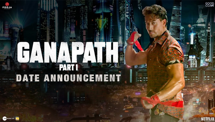 Tiger Shroff and Kriti Sanon starrer Ganapath Part-1 gets a release date