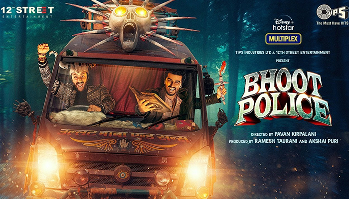 Bhoot Police: Trailer of Saif Ali Khan and Arjun Kapoor starrer to Release on August 18