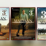 Ajay Devgn starrer biographical sports drama Maidaan to release in Cinemas on 3rd June 2022!