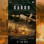 Ajay Kapoor and Subhash Kale announce 'Garud' based on Afghanistan Rescue Crisis; First Look Poster OUT!