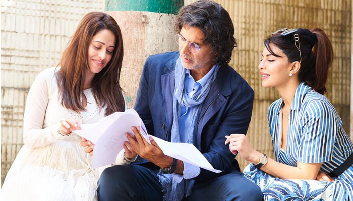 Akshay Kumar, Jacqueline Fernandez and Nushrratt Bharuccha starrer 'Ram Setu' confirmed to release on Diwali 2022