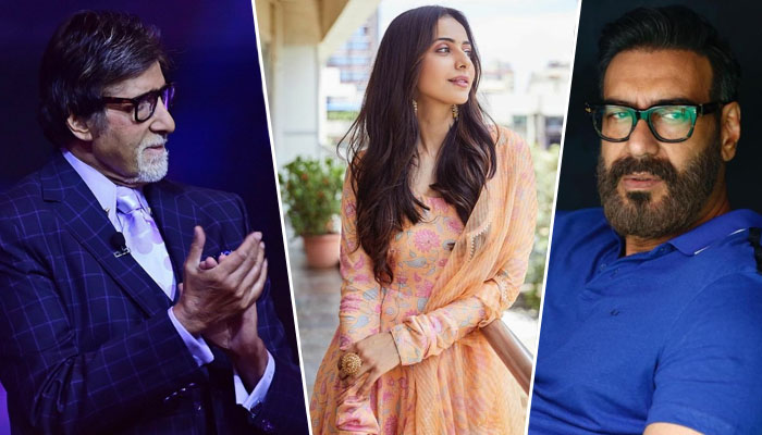 MayDay: Amitabh Bachchan, Rakul Preet Singh and Ajay Devgn starrer To Release On THIS Date in 2022