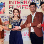 Arushi Nishank Bags 'Role Model of the Youth' Award at the 6th Dehradun International Film Festival!