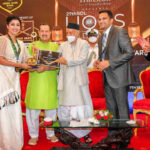 Debina Bonnerjee receives the 'Social Media Influencer' Award at the 27th Sol Lions Gold Awards 2021