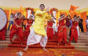 Devon Ke Dev Ganesha Out Now: Gautam Rode brings you a devotional track that will leave you dancing too!