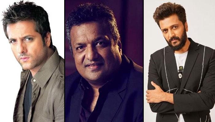 Fardeen Khan to make his comeback with Sanjay Gupta's Visfot; alongside Riteish Deshmukh