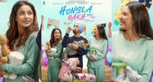 Honsla Rakh First Look: Diljit-Sonam-Shehnaaz's Film Trailer to be released on 27th Sep!
