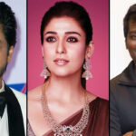 Is Shah Rukh Khan, Nayanthara and Atlee's film titled Lion?