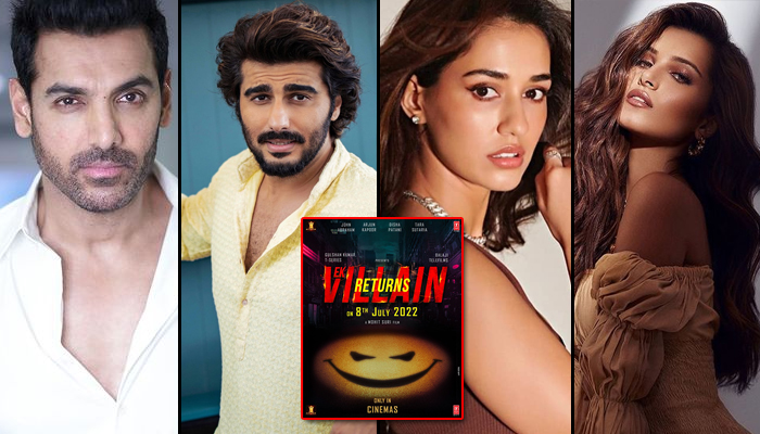 John Abraham, Arjun Kapoor, Disha Patani and Tara Sutaria's Ek Villain Returns to release on 'THIS' Date