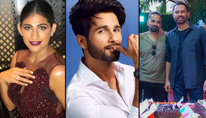 Is Kubbra Sait shooting for her next project with Shahid Kapoor and ace directors Raj & DK?