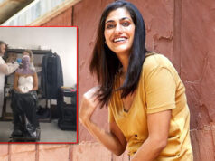 Kubbra Sait shares a glimpse of prosthetics makeup for her upcoming Apple TV show 'Foundation'