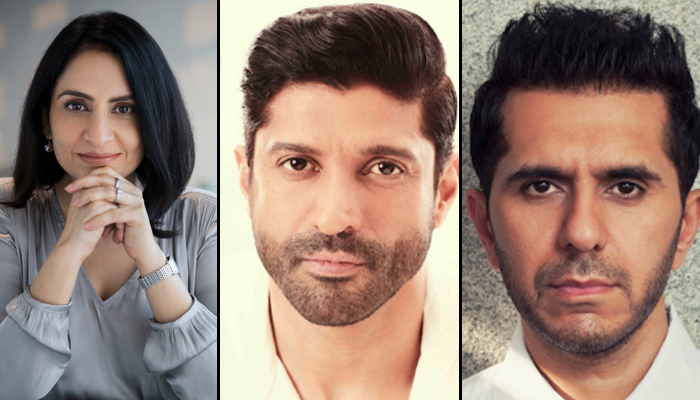 Netflix join hands with Farhan Akhtar and Ritesh Sidhwani's Excel Entertainment, announces two new projects