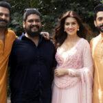 Prabhas, Kriti Sanon & Sunny Singh begins the next shoot-schedule of Adipurush in Mumbai