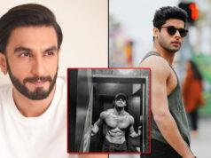 "Ranveer Singh blown away by Abhimanyu Dassani's remarkable body, says ""KHATAM!"""