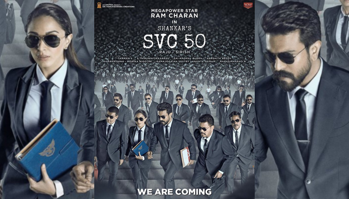 RC15: Ram Charan and Kiara Advani's Upcoming Film Goes on Floors!