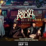 Saif Ali Khan and Arjun Kapoor starrer Bhoot Police to arrive one week early on Sept 10 on Disney+ Hotstar