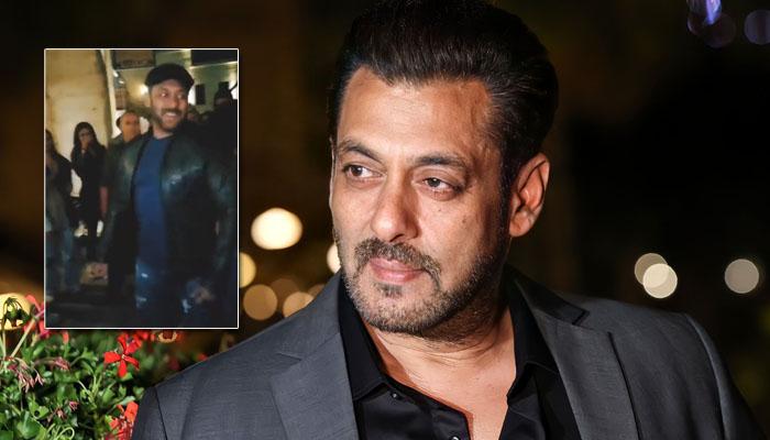 Salman Khan dances with the Tiger 3 team in Turkey to his song 'Jeene Ke Hain Chaar Din' - Watch Video