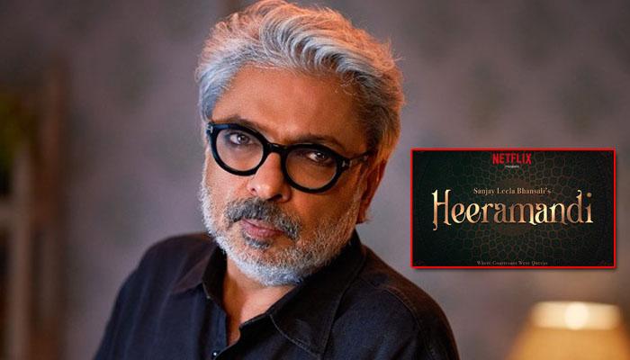 Sanjay Leela Bhansali talks about his ambitious project, Heeramandi