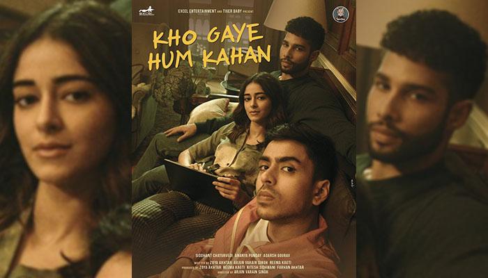 Siddhant Chaturvedi, Ananya Panday and Adarsh Gourav to star in 'Kho Gaye Hum Kahan'
