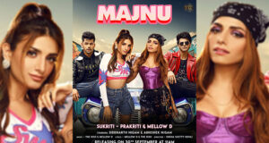 Sukriti and Prakriti Kakar all set to drop their latest track 'Majnu' on 30th September!