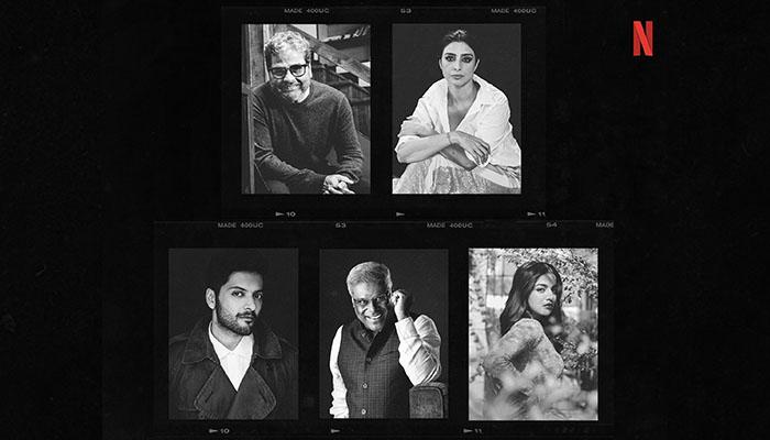 Tabu, Ali Fazal, Ashish Vidyarthi and Wamiqa Gabbi to star in Netflix's Khufiya, Directed by Vishal Bhardwaj