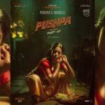Rashmika Mandanna's first look as Srivalli from Allu Arjun's Pushpa The Rise Out!