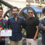 Hit-The First Case Hindi Remake: Rajkummar Rao and Sanya Malhotra starrer begins with a mahurat pooja ceremony