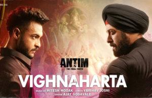 Vighnaharta Song from 'Antim' OUT NOW: Celebrate this Ganesh Utsav with Salman Khan, Aayush Sharma and Varun Dhawan