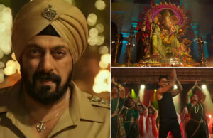 Salman Khan Unveils Teaser of Antim The Final Truth's First Song Vighnaharta; Festive Number out on Sept 9th