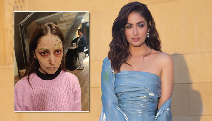 Yami Gautam shares her transformation into a ghost for 'Bhoot Police' - Watch Video