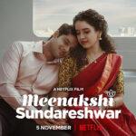 Abhimanyu Dassani and Sanya Malhotra starrer Meenakshi Sundareshwar to release on November 5 on Netflix