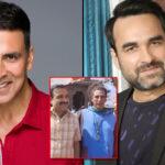 Akshay Kumar Shares a Glimpse from the Sets of OMG 2 with Pankaj Tripathi