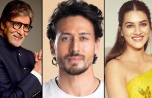 Amitabh Bachchan To Be Part of Tiger Shroff and Kriti Sanon's Ganapath?