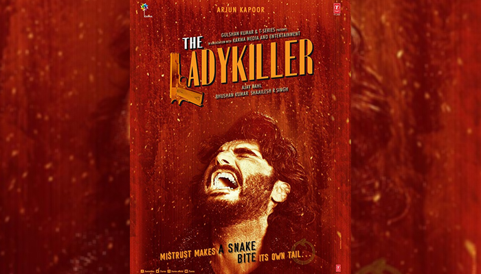Arjun Kapoor to star in The Lady Killer, Produced by Bhushan Kumar and Shaaliesh R Singh & Directed by Ajay Bahl