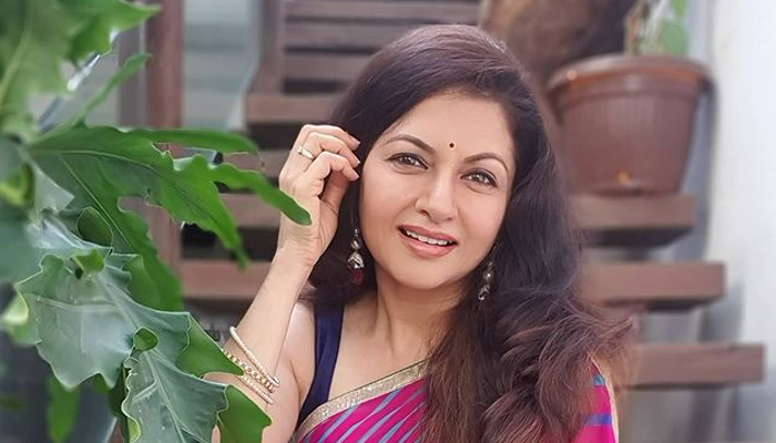 Bhagyashree feels blessed to play Sita in Ayodhya for Ram Leela in Navratri!