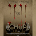 R Balki unveils the first poster of Chup, Stars Sunny Deol, Dulquer Salmaan, Pooja Bhatt and Shreya Dhanwanthary