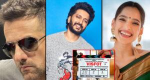 Fardeen Khan, Riteish Deshmukh and Priya Bapat starrer Visfot goes on floors