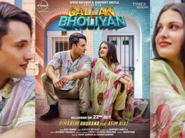 Galla Bholiyan: Himanshi Khurana and Asim Riaz team up for Music Video; To be out on THIS date!
