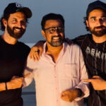 Hrithik Roshan wraps up the first action sequence for Vikram Vedha!