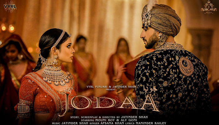 Jodaa Teaser: Mouni Roy and Aly Goni's Song is a tale of love, unfaithfulness, sacrifice and strength!